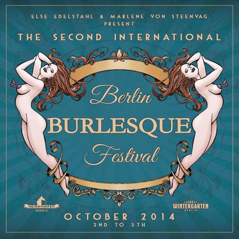 Berlin Burlesque Festival 2014 - Berlin / Germany